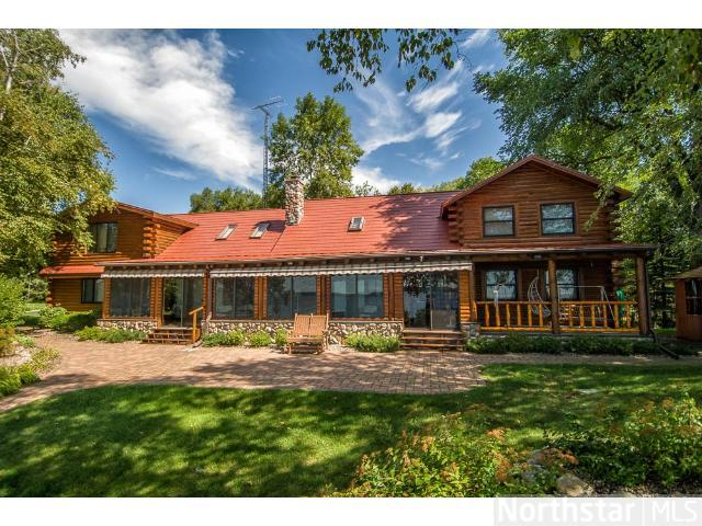 Private estate setting with west facing porch for enjoying the sunsets over your private peninsula. Step outside to your gazebo and hot tub after watching the sunset for a warm relaxing end to a wonderful family day at the lake.