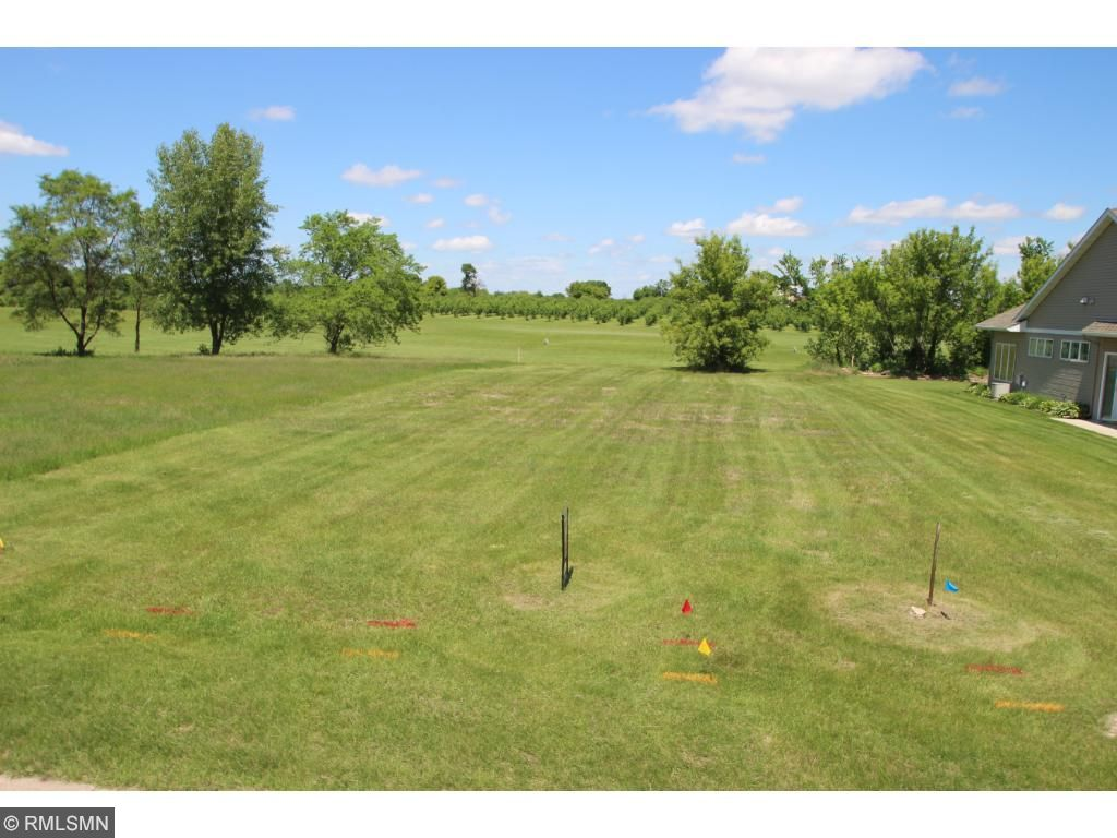 Have views of the course from your front door and enjoy views of the driving range right from your backyard.