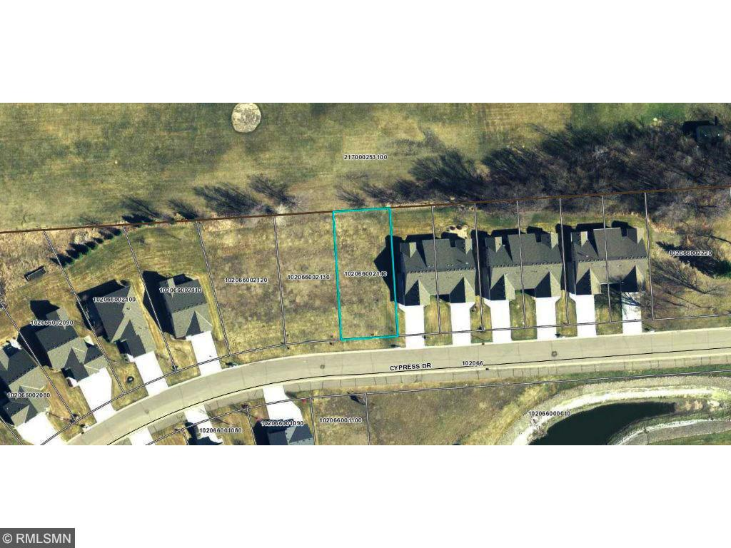 Aerial view of the lot. Start your new journey today and build your dream home right here in this great development.