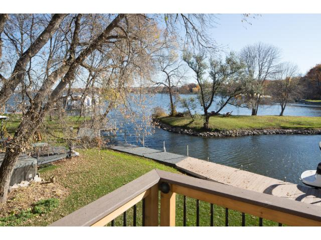 1772 Lafayette Lane, Mound, MNFabulous lake views while having the safety of a protected harbor. No need to take the docks in or out here.