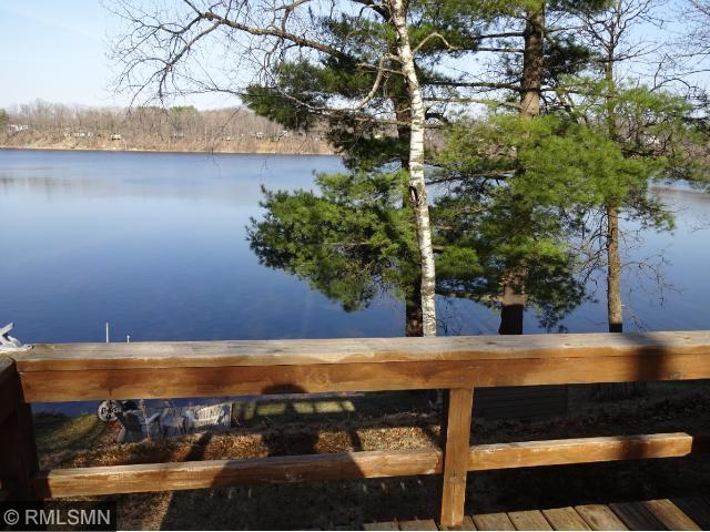 wonderful seasonal cabin on 100' sandy shoreline of White Ash Lake