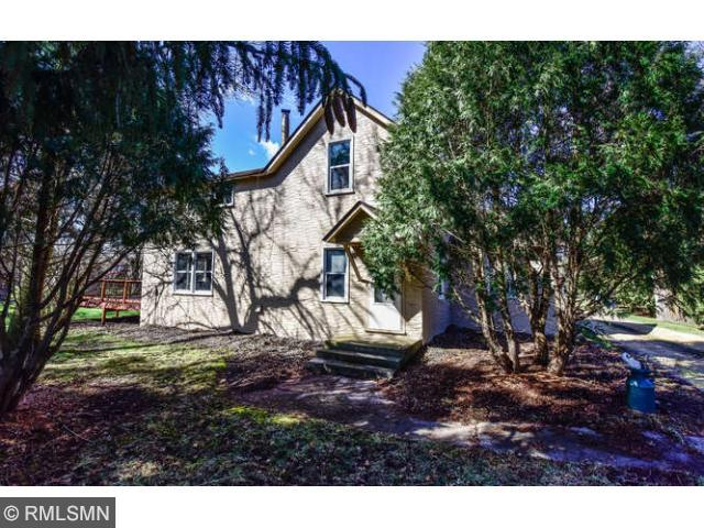 Spacious home updated with beautiful baths and great, open kitchen