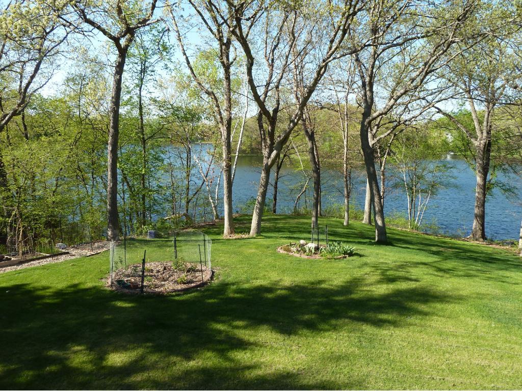Great views overlooking Arrowhead Lake